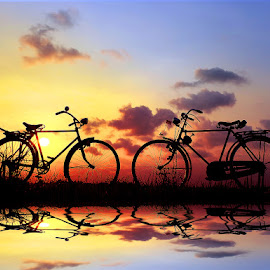 pit jejer by Indra Prihantoro - Transportation Bicycles ( bicycle )