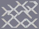 Thumbnail of the map 'Chamber X Laser'
