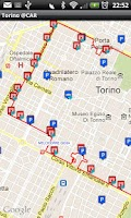 Screenshot of Torino @Car