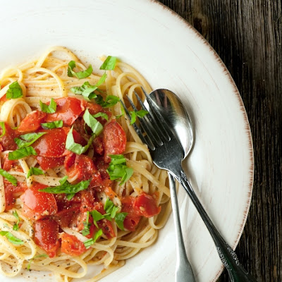 Pasta with Summer Sauce