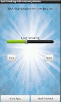Screenshot of Quit Smoking - Andrew Johnson