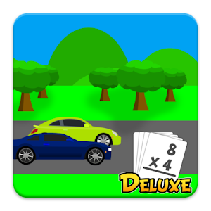 Racing Multiplication Deluxe