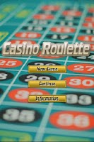 Screenshot of Casino Roulette