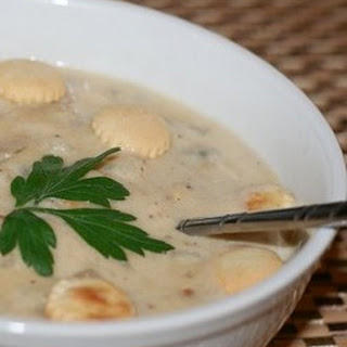 A Healthier New England Clam Chowder