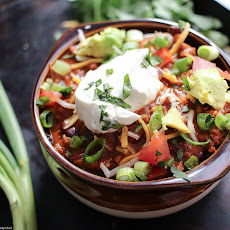 Heart Healthy Turkey Chili