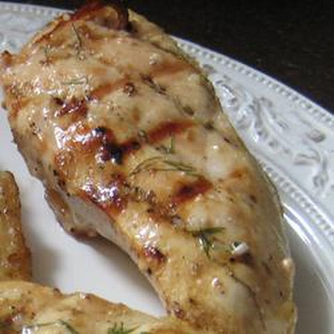 Dilly Chicken Breasts