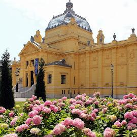 Arts Pavilion, Zagreb - Croatia by Jerko Čačić - Buildings & Architecture Public & Historical