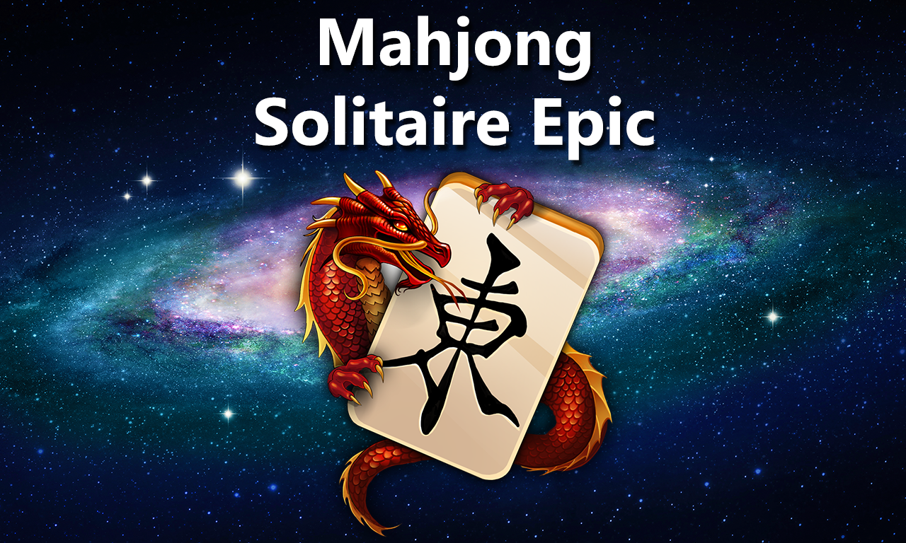 Mahjong Epic Screenshot