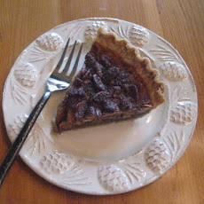 Mile-High Pecan Pie