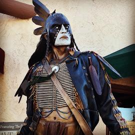 Living eyes by Maren Parkinson  - Instagram & Mobile Instagram ( scottsdale, sculpture, statue, arizona, native american )