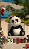 Screenshot of Bear Live Wallpaper Free