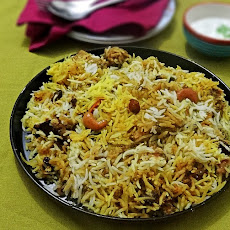 Chicken biryani recipe – Hyderabadi-style chicken biryani