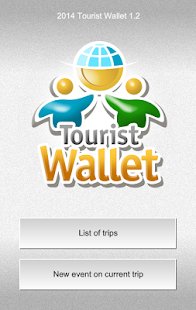 Tourist Wallet Full