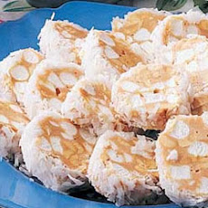 Caramel Nut Candy