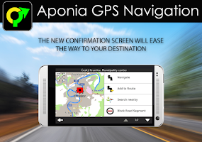 Screenshot of GPS Navigation & Map by Aponia