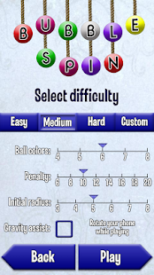 Bubble Spin Free - screenshot