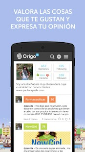 Origo - screenshot