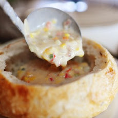 Corn & Cheese Chowder