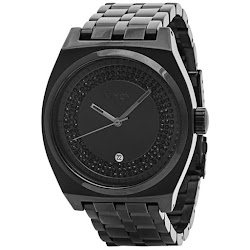 Nixon Monopoly Watch - Stainless Steel Band (For Men)