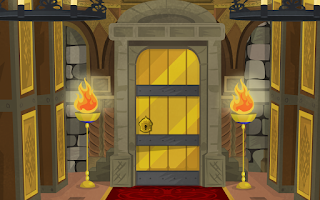 Screenshot of Escape the Castle