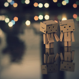 Danbo by Hasnain Rizvi - Artistic Objects Toys