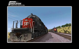 Screenshot of Trainz Gallery