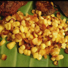 Barbecued Corn ** O F F ** the Cob
