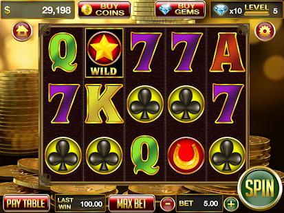 Slot machine makkelijk winnen