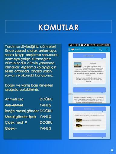 CEYD-A Tam Sürüm Mobil Asistan - screenshot