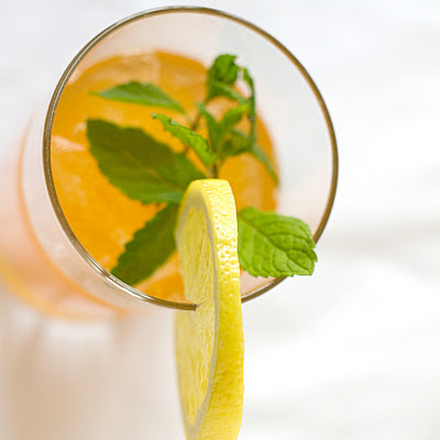 Ginger-Tea Lemonade