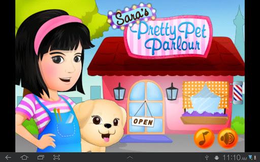 Sara的漂亮的寵物殯儀館|玩休閒App免費|玩APPs