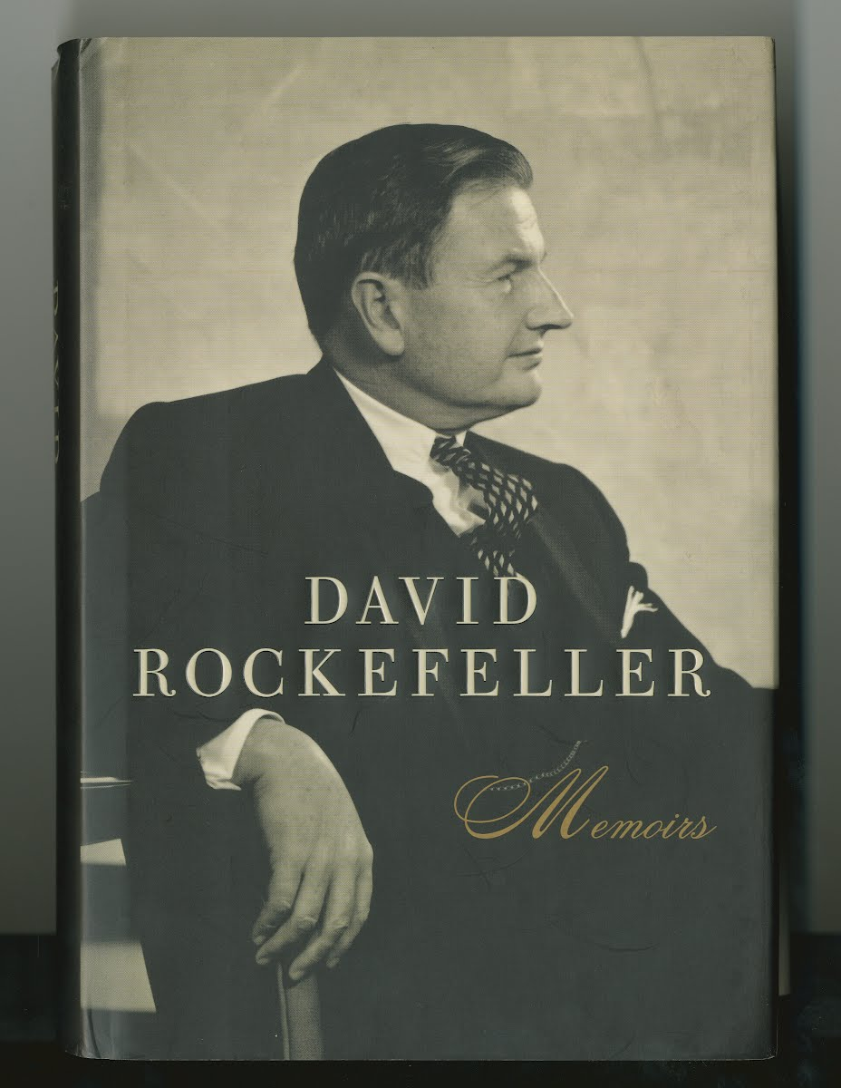 MEMOIRS By David Rockefeller