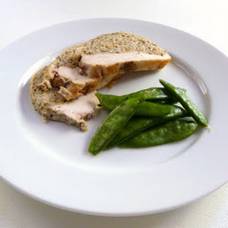 Mushroom-Stuffed Chicken Breasts