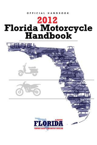 Florida Motorcycle Handbook