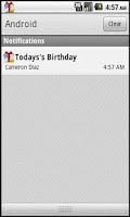 Screenshot of Birthday Wish - Free