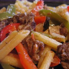 Sausage and Vegetable Penne