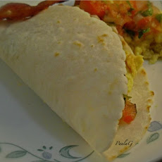 Rice Flour Tortillas