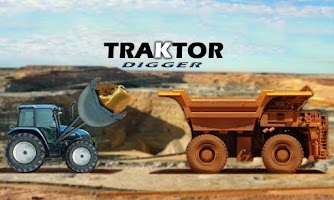 Screenshot of Traktor Digger