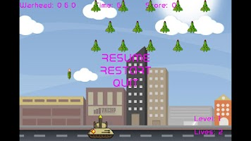 Screenshot of Shoot Down Helicopter