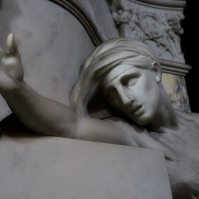 Reach by Lori White - Buildings & Architecture Statues & Monuments ( statue, rome, reaching, statuary, italy )