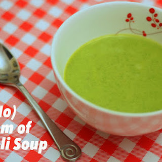 (No) Cream of Broccoli Soup
