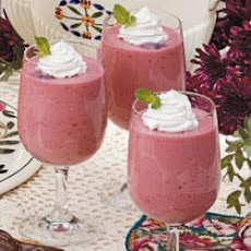 Black Cherry Cream Parfaits