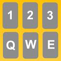 Real AlphaNumeric Keyboard