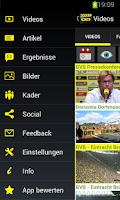 Screenshot of Borussen.TV