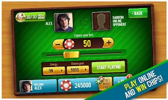 Screenshot of Farkle Live