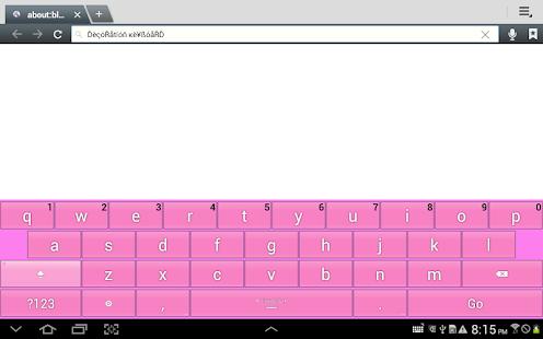 Decoration keyboard apk for blackberry download android for Decoration keyboard