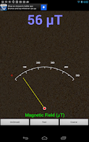 Screenshot of Metaloid Field Detector
