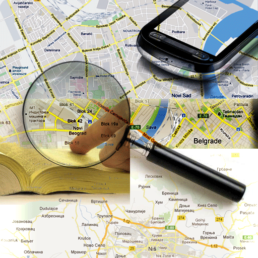 Android aplikacija Pančevo - Gradski Informator