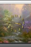 Screenshot of Gold Clock Widget