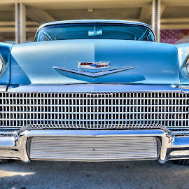 Classic Chevy by Adam Johnson - Transportation Automobiles